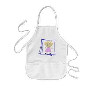 Girls T Shirts and Girls Gift Kids Apron