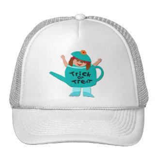 Girls Trick-or-Treat Trucker Hat