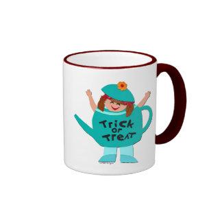 Girls Trick-or-Treat Mug Cup
