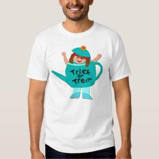 Girls Trick-or-Treat T Shirt