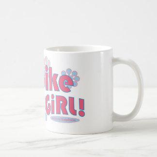 Girls Volleyball Gear by Mudge Studios Coffee Mug
