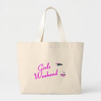 Girls Weekend Canvas Bags