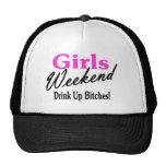 Girls Weekend Cap