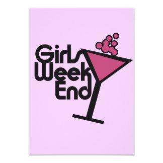 Girls Weekend Card