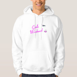 Girls Weekend (Face) Hoodie