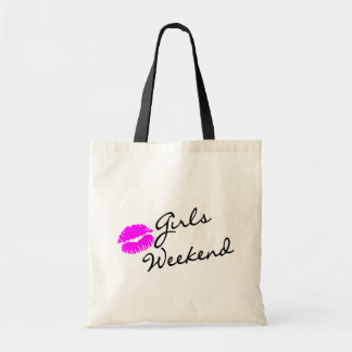 Girls Weekend (Kiss Blk) Bags