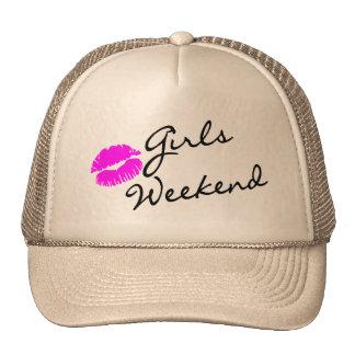 Girls Weekend (Kiss Blk) Mesh Hat