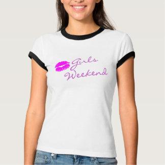 Girls Weekend (Kiss Ppl) T-Shirt