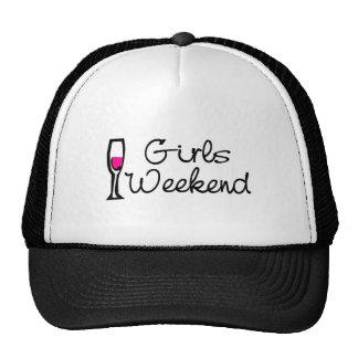 Girls Weekend (Wine) Trucker Hats