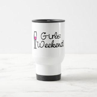 Girls Weekend Wine Coffee Mugs