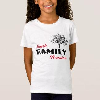 Girls' White Sportswear Fine Jersey T-Shirt