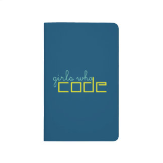 Girls Who Code Pocket Journal