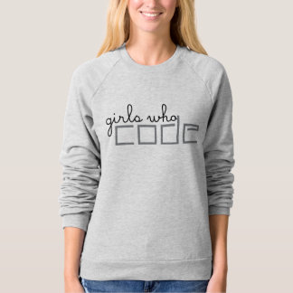 Girls Who Code Pullover