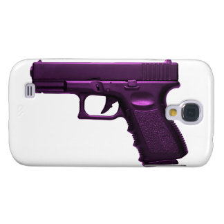Girls who love Guns. Galaxy S4 Case