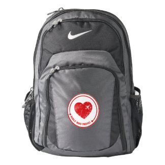 Girls Who Travel Nike Backpack