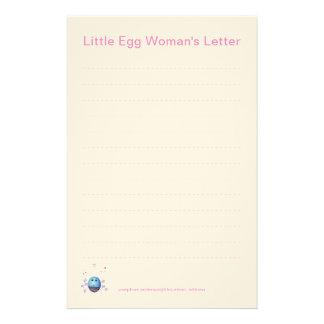 Girl's Writing Paper