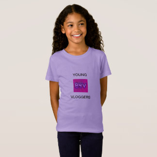 Girls Youth Merch T-Shirt