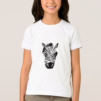 Girl's Zebra Shirt