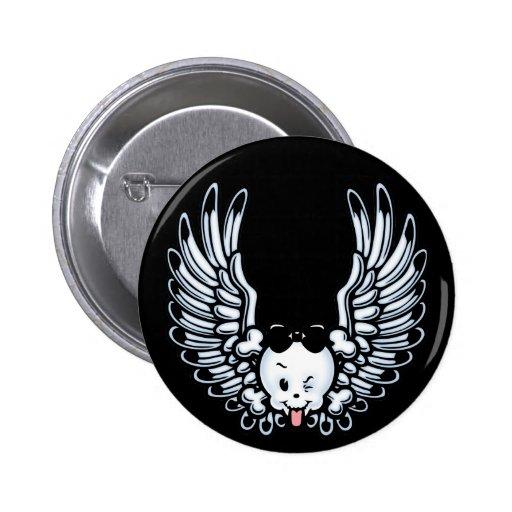 Girlwing Pins