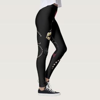 girly and hip leggings