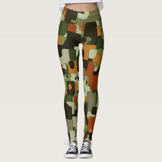 Girly Boy Camouflage Leggings