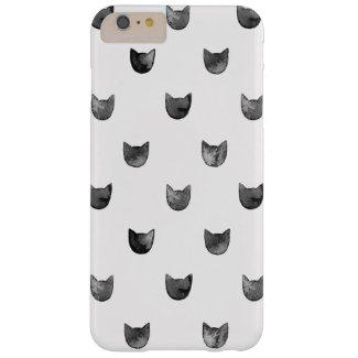 Cat Pattern iPhone Case