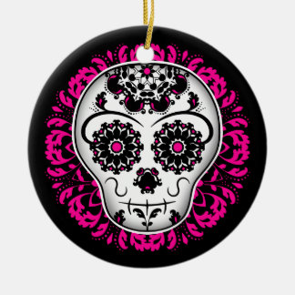 Day Of The Dead Christmas Tree Decorations & Ornaments | Zazzle.co.uk
