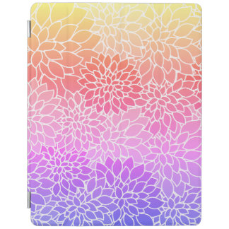 Girly Floral iPad 2/3/4 Smart Cover iPad Cover