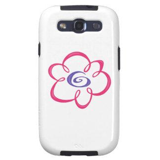 Girly Flower Samsung Galaxy SIII Covers