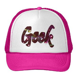 Girly Geel Hats