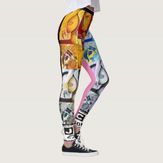 Girly-Girl leggings
