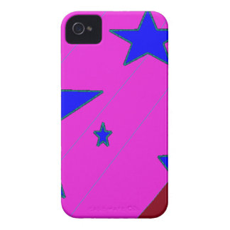 Girly Girl Stars iPhone 4 Covers