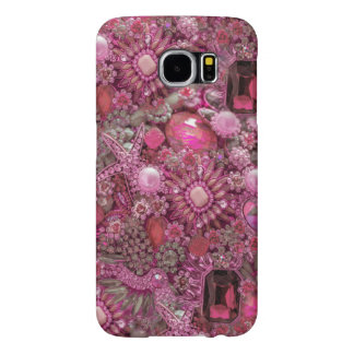 Girly glitter case