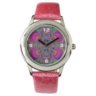 Girly Glitter Watch