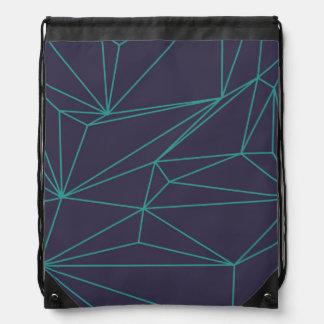 Girly Modern Classic Great Drawstring Bag