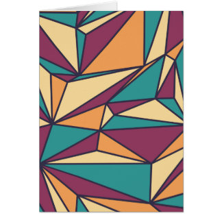 Girly Modern Classic Great Greeting Card