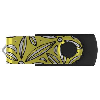 Girly Modern Classic Great Swivel USB 2.0 Flash Drive