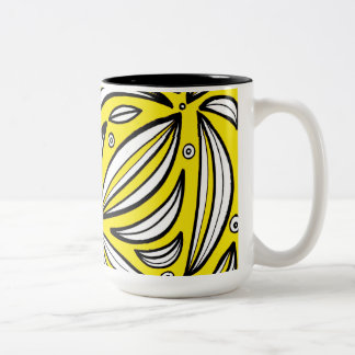 Girly Modern Classic Great Two-Tone Mug