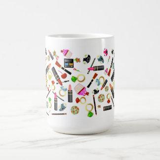 Girly Needs Coffee Mug
