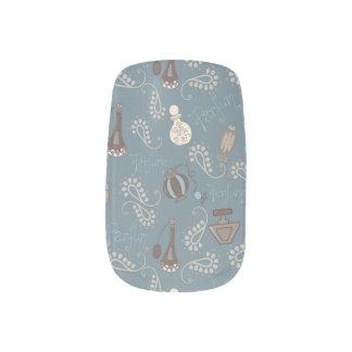 Girly Perfume Parfume Bottles Minx ® Nail Art