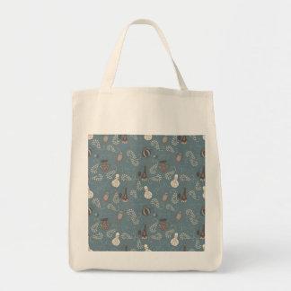 Girly Perfume/Parfume Bottles Canvas Bags
