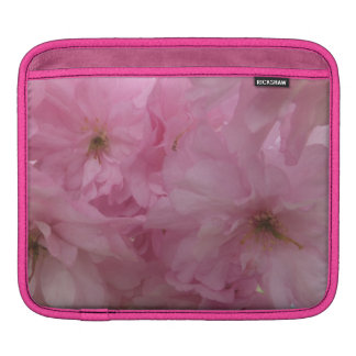 Girly Pink Cherry Blossom iPad Case iPad Sleeves