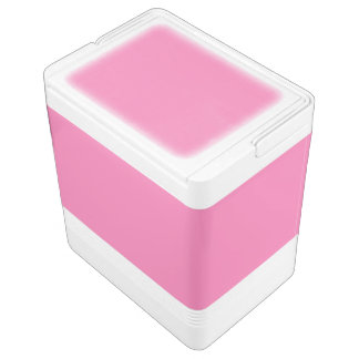 Girly Pink Igloo Cool Box