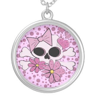 Girly Punk Skull Jewelry