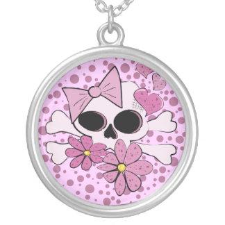 Girly Punk Skull Jewelry