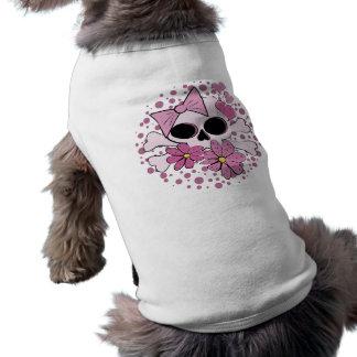 Girly Punk Skull Shirt