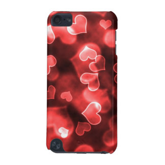 Girly Red Heart iPod Touch (5th Generation) Covers