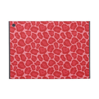 Girly Red Leopard Pattern Case For iPad Mini