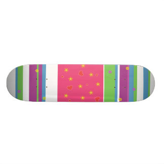Girly skate 21.6 cm skateboard deck