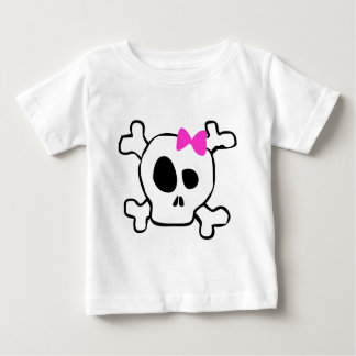 Girly skull tees